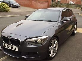 BMW 1 SERIES, MSPORT, 2.0L