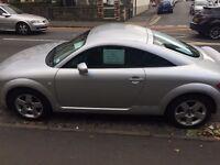 Audi TT Full MOT 180 BHP £1800 or near offer