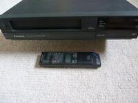 PANASONIC VHS RECORDER