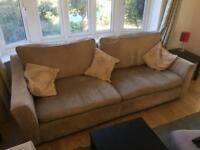 Bargain Sofa with Armchair (Delivery Available)