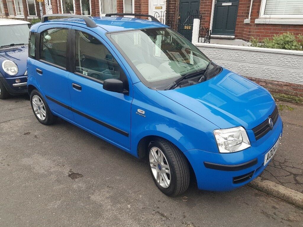 Fiat Panda 1.2 immaculate low mileage