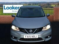 Nissan Pulsar ACENTA DIG-T XTRONIC (silver) 2015-08-28