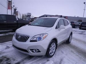 2014 Buick Encore Premium | Loaded | Leather | Nav | Bluetooth