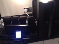 Panasonic SA-PT 460 5.1 Surround Sound Home Cinema System