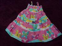 Brand New Mini B Baby Girl's Dress 12 - 18 months