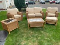Conservatory/Orangery Cane furniture