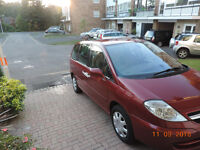 family car for sale CITROEN C8
