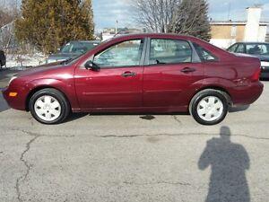 2007 Ford Focus SE, GARANTIE 1 ANS INCLUS