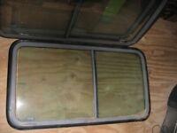 side windows for campervan