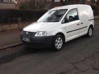 Vw caddy van 2010 cat c repaired!!! Going cheap