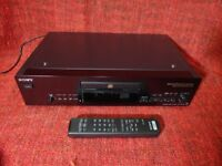 Sony CDP-XB740E QS class hifi CD player with remote