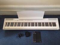 Yamaha P 105 white 88 keys digital piano