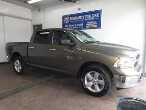 2015 Ram 1500 SLT 4X4 CREW CAB 5.7L Kitchener / Waterloo Kitchener Area image 1