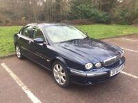 Jaguar X Type 2.0 Diesel SE 2006/56 SAT NAV MOT JAN 2009 FSH No Faults, Part Exchange Possible!!