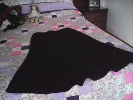Eastex Black Skirt