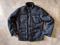 ARMR Moto Komura Motorcycle Jacket - like NEW plus back protector