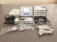 Nintendo DS Lite Bundle (White)