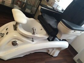 Rarely Used Mint Condition Lucy PediSpa Pedicure Chair