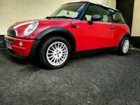 Mini one (not corsa clio 206 civic BMW)