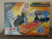 Arcade Alley Electronic Knock em Down Bowling