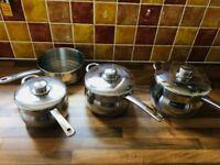 Stellar Stainless Steel Cookware