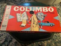 Vintage Columbo board game