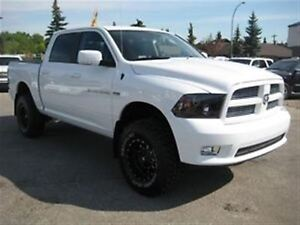 2012 Ram 1500 Sport | Custom Lifted Truck | Call Today! Edmonton Edmonton Area image 1