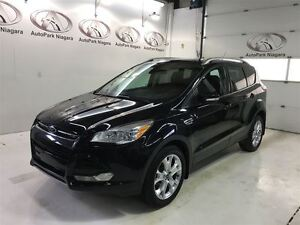 2014 Ford Escape Titanium / NAVIGATION / SUNROOF / LEATHER