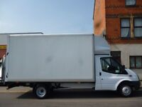 Ford Transit Luton LWB box van 61 plate with full service history (36)