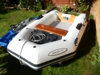 Inflatable Dinghy 2.3m