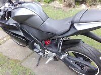 Yamaha yzfr125..yzf r125...2012...full mot