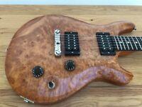 Patrick Eggle Berlin Pro HT Custom Made Electric Guitar Blackstar ID15TVP ZoomG1on Effects All mint