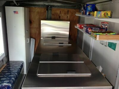 Used Chevrolet P-30 Ice Cream Truck Mobile Ice Cream Business For Sale In New
