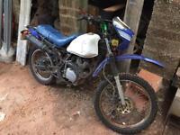Lifan 125cc field bike