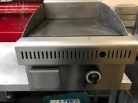 Archway 1 burner flat grill flat griddle commercial catering kitchen equipment restaurant cafe