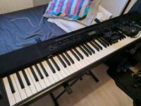 Casio PX350 Stage Piano with stand and pedal