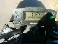 Kymco k pipe 50 semi auto 63 plate pit bike monkeybike long mot