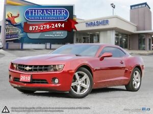 2010 Chevrolet Camaro 2LT, HEATED LEATHER SEATS, BLUETOOTH !!!!!
