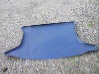 Toyota Verso boot mat