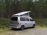 Volkswagen Transporter T26 TDi with luxury conversion
