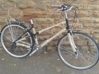 NEW Dawes Camden Mixte Hybrid Ladies Traditional Style Bike RRP£599