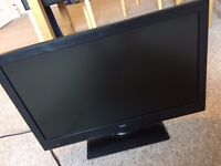 Bush 24'' Full HD Digital LED TV - No marks, with packaging and remote control