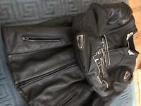 Furigan biker jacket and trousers
