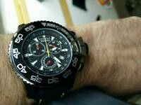Yema yacht master chrono watch