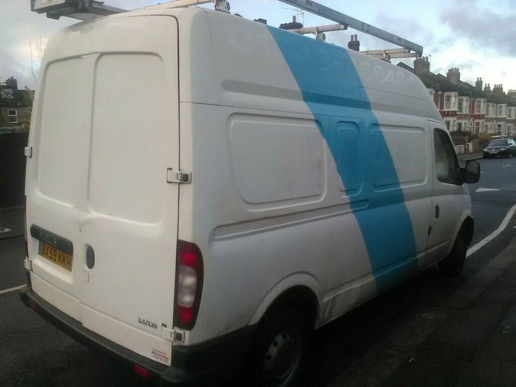 fd0db574d8e5cc MAXUS LDV High-Roof Van 2.5..... ONLY £2800