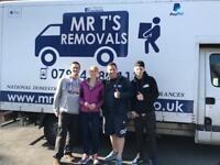 MR T's Man Van & House Removals