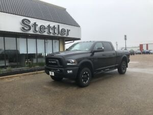 2017 Ram 2500 Power Wagon WINCH! LEATHER! NAV! RAM BOXES!