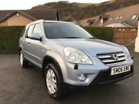Honda Cr-V 2.2 i-CDTi Station Wagon 5dr*Great Service History*One Former Keeper*