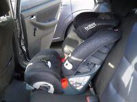 Britax EVOLVA 1-2-3 PLUS car seat (9 months - 12 years) - in excellent condition