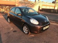 *NISSAN MICRA 2011 VISIA 5dr 1.2 * FULL SERVICE HISTORY * LOW TAX/INSURANCE * EXCELLENT CONDITION *